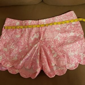 Lilly Pulitzer  buttercup pink shorts